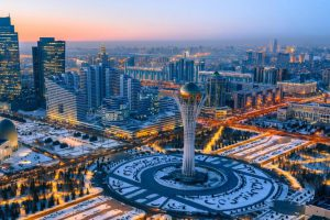 Открыть счет в Казахстане