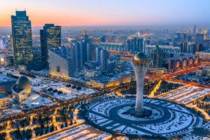 Регистрация компании в Казахстане